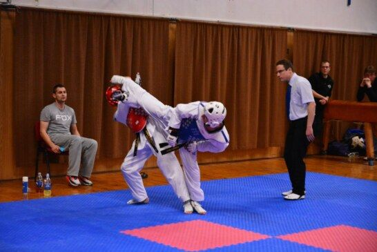 Božićni taekwondo turnir u češkom Pelhrimovu
