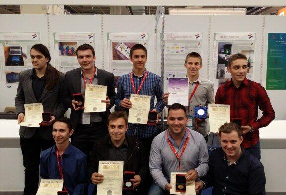 Inovacija mladih Bjelovarčana osvojila zlato na sajmu u Njemačkoj