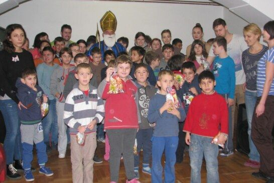 Tradicionalni posjet HSS-a V. Osnovnoj školi povodom blagdana