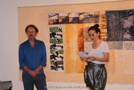 Otvorena izložba LOVE SPACE by Davor Ciglar u Bjelovaru