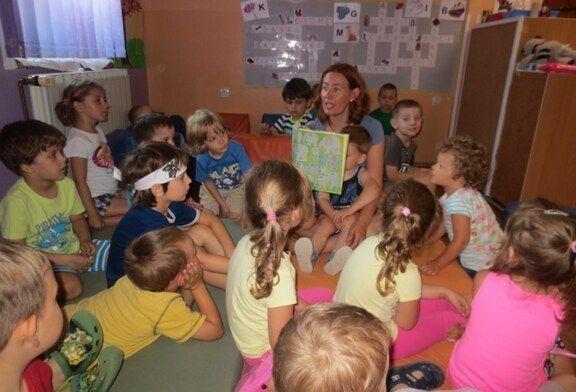 Članovi Dječjeg gradskog vijeća Bjelovar posjetili bjelovarske vrtiće