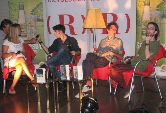 Bjelovarski knjiški četvrtak s mladim hrvatskim piscima