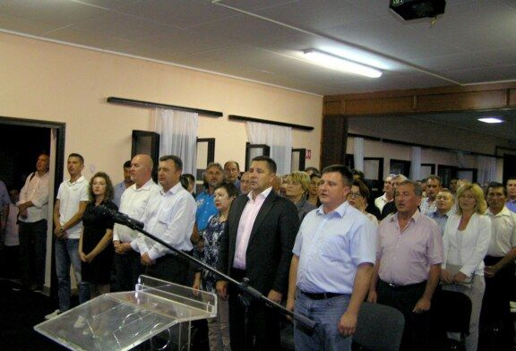 U ŠRC Kukavica održana mini klauzura HDZ-a BBŽ za II. izbornu jedinicu