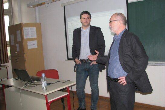 Dani slobodne nastave u Ekonomskoj i birotehničkoj školi u Bjelovaru