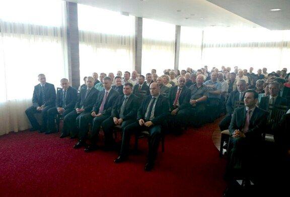 Tomislav Karamarko na proslavi 25. obljetnice HDZ-a Garešnica