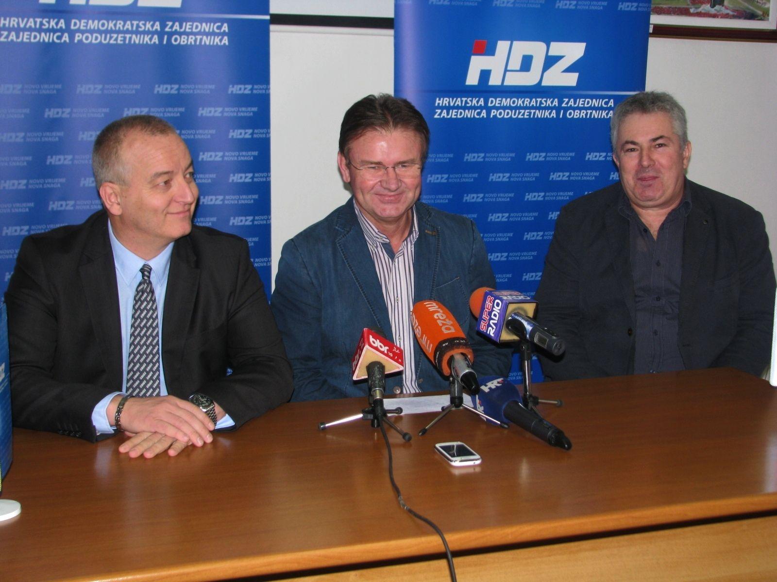 2015 HDZ osnovao ZP 1