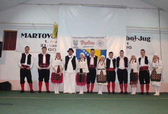 Gostovanje KUD-a Palična Severin u Doboju u Bosni i Hercegovini