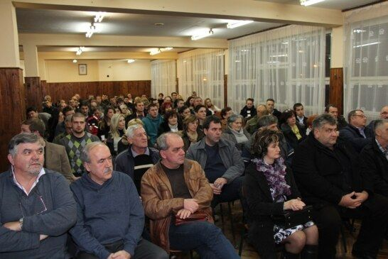 Darinko Kosor nazočio skupu GO HSLS-a povodom predstojećih izbora za mjesne odbore