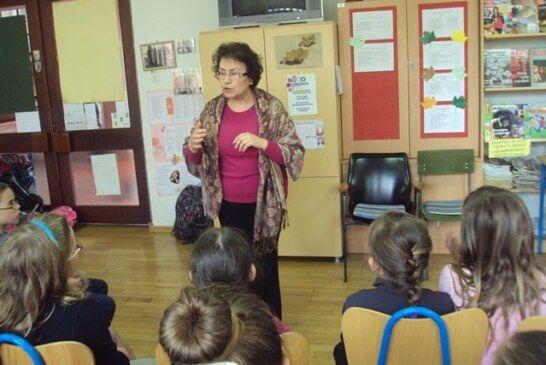 Obilježen Svjetski dan pripovijedanja u knjižnici IV. OŠ Bjelovar