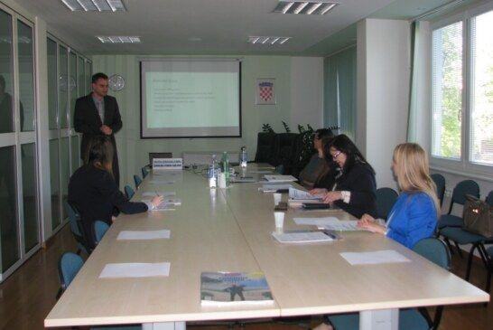 Predavanje o provjeri boniteta domaćih i stranih poslovnih partnera