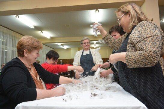 Čijanje perja, tradicija koju svake godine organizira HSS-a Bjelovar