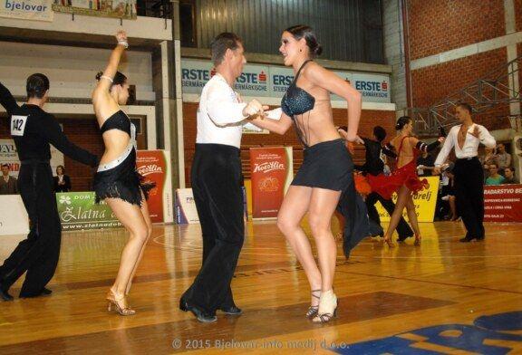 Petar i Erna u standardnim plesovima osvojili zlato