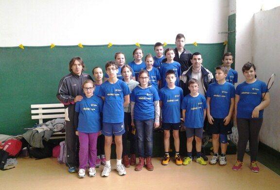 Održan drugi turnir zagrebačke badminton lige u sezoni 2015./2016.