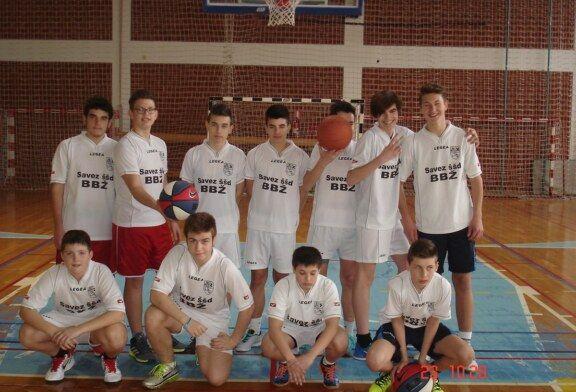 IV. OŠ Bjelovar županijski prvak u košarci