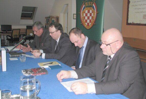 Bjelovar – obilježeno 110 godina Hrvatske seljačke stranke prezentacijom zbornika