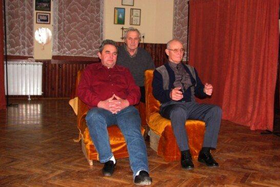 Večer kazališta u Češkoj Obeci Bjelovar