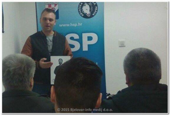 HSP podružnica Bjelovar -osnovan ogranak HSP Prespa