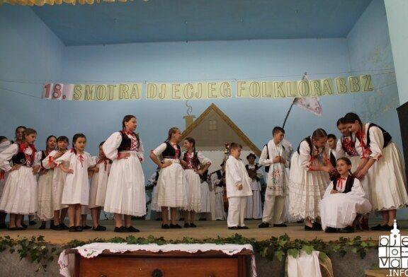 Održana 18. Županijska smotra dječjeg folklora u Severinu