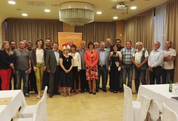 Održana Izborno skupština Županijske organizacije Hrvatske narodne stranke