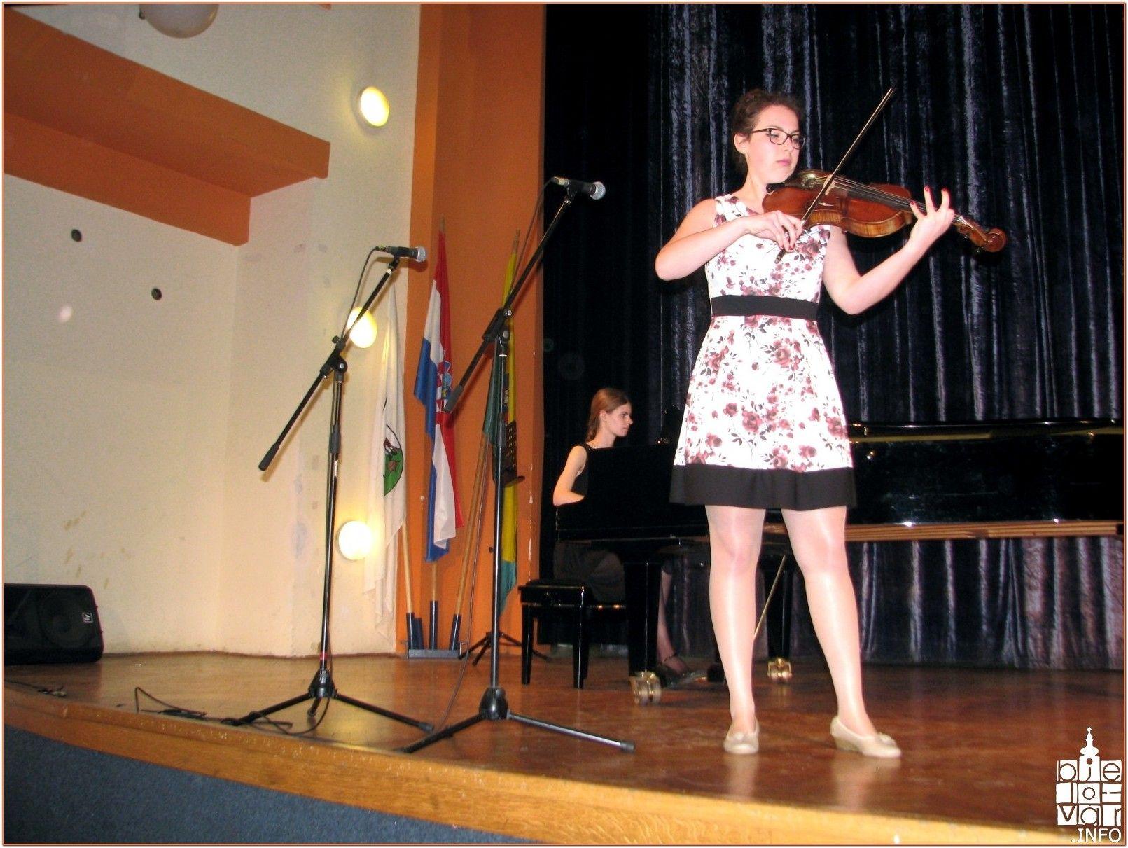 Održan koncert maturanata Glazbene škole Vatroslava Lisinskog Bjelovara