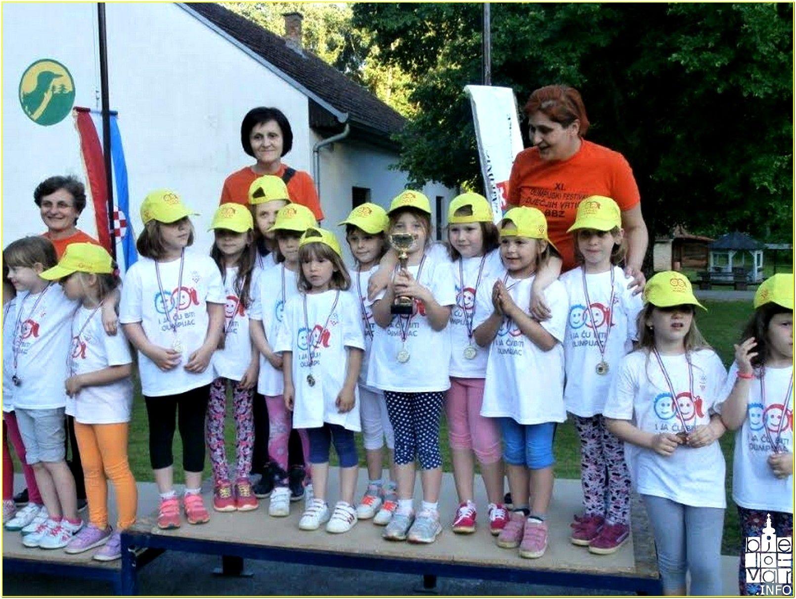 Održan XI. Olimpijski festival Dječjih vrtića BBŽ-a