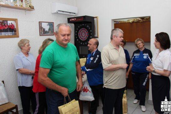 Održan tradicionalni pikado turnir u organizaciji Udruge  slijepih Bjelovar