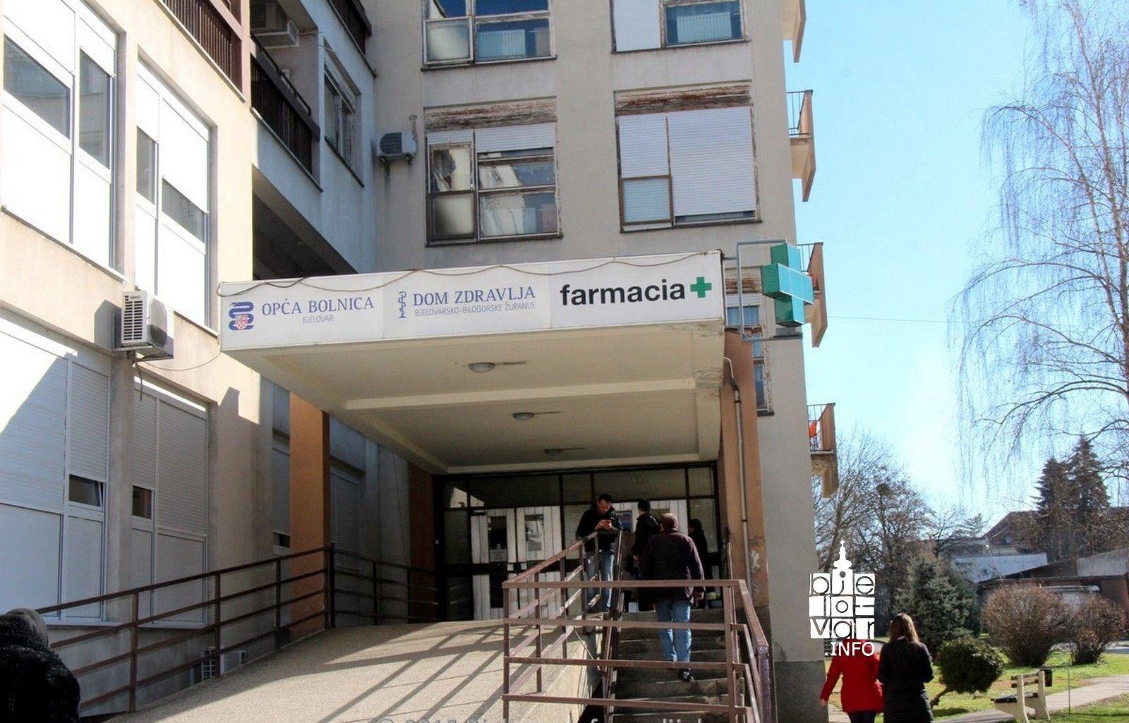 HDZ Bjelovarsko-bilogorske županije izražava svoju duboku zabrinutost za Opću bolnicu Bjelovar