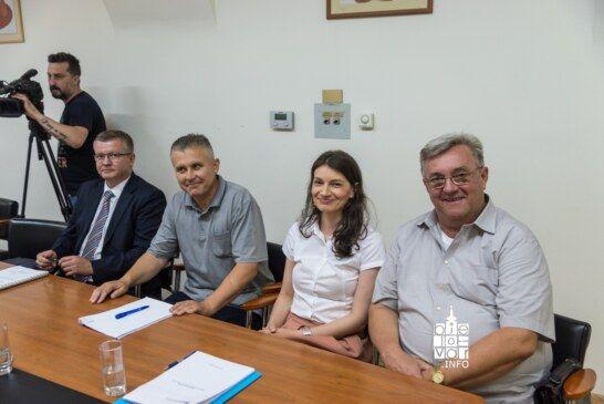 Održana godišnja Skupština bjelovarskih društava Komunalca i Vodnih usluga d.o.o.