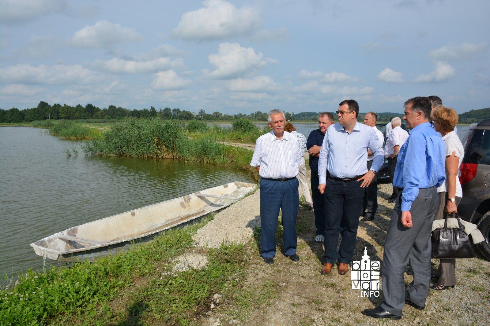 Ministar poljoprivrede Davor Romić ponovo posjetio Bjelovarsko-bilogorsku županiju
