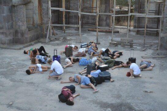 Daruvarska Udruga Impress u Armeniji – u središtu događanja