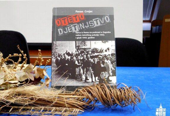 U Bjelovaru predstavljena knjiga – Oteto djetinjstvo