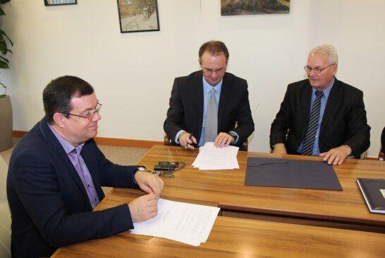 Potpisan Ugovor o izradi monografije – Ratni put 105. brigade Hrvatske vojske