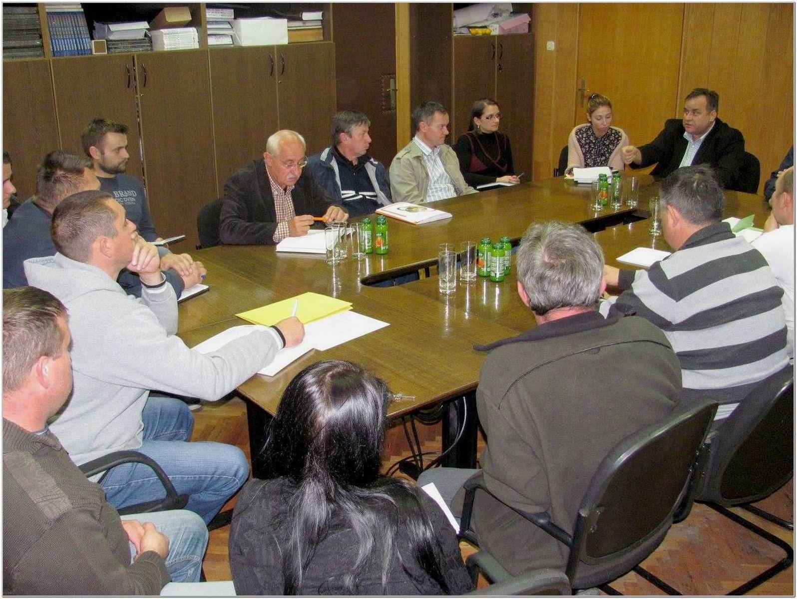 Čazma - održan sastanak vezan za uređenje DVD-ova
