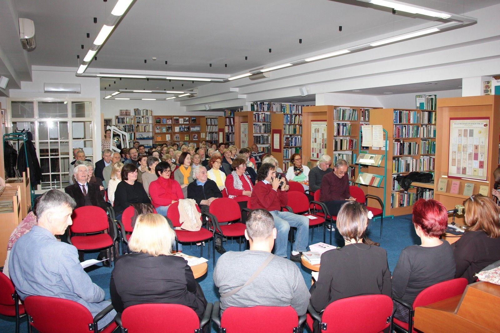 U Bjelovarskoj knjižnici održan čitateljski maraton