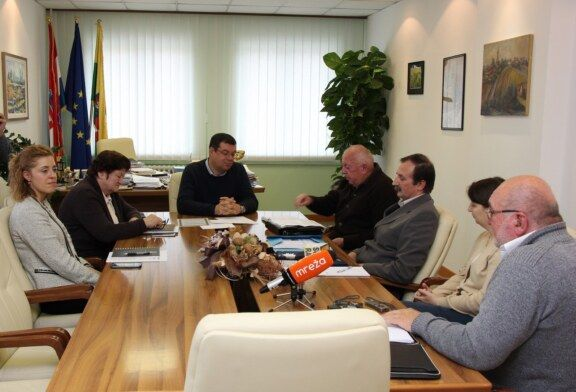 Župan Damir Bajs upriličio prijem za esperantiste