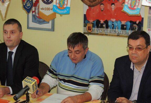 Donaciju dobio i Nogometni klub Draganec