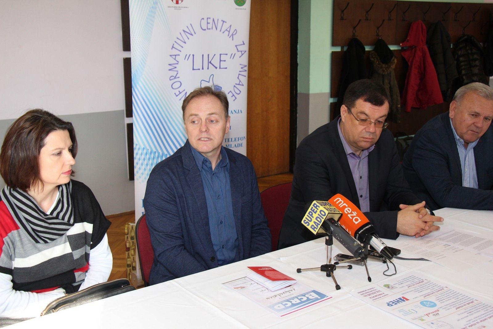 Bjelovarski centra za razvoj civilnog društva održao završnu konferenciju za četiri projekta