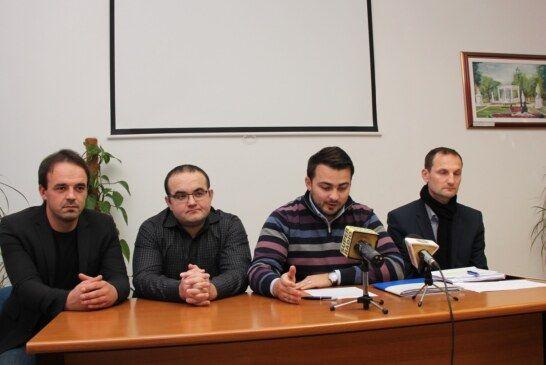 U prostorijama HDZ-a održana konferencija s temom predstavljanja izbornog programa