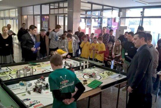 Četvrta osnovna škola Bjelovar osvojila 3. mjesto u robo igri i vratila se okićena medaljama