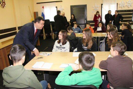 Zimska škola učenja srpskog jezika i kulture u Bjelovarsko-bilogorskoj županiji
