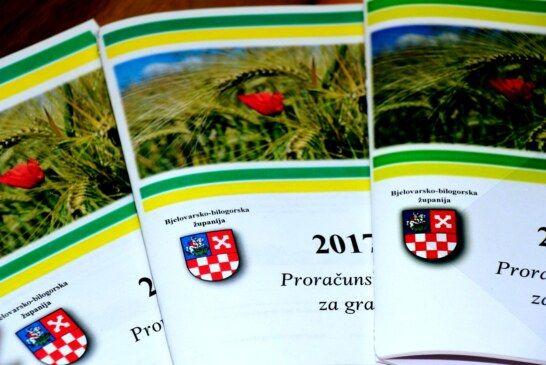 Bjelovarsko-bilogorska županija objavila Proračunski vodič za građane za 2017. godinu