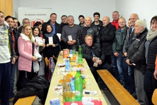 Za naš bolji Bjelovar – Brza kava za brze promjene u Novi Plavnicama