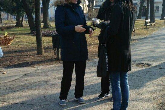 HSLS – Srca za bjelovarske građane povodom Valentinova