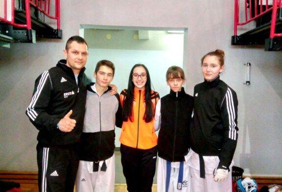 Bjelovarski foksići na međunarodnom turniru