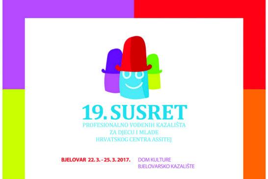 Susret profesionalno vođenih kazališta za djecu i mlade Hrvatskog centra Assitej