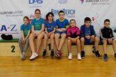 Bjelovarčani nastupili u Dubrovniku na II. kolu Hrvatskog kupa u badmintonu