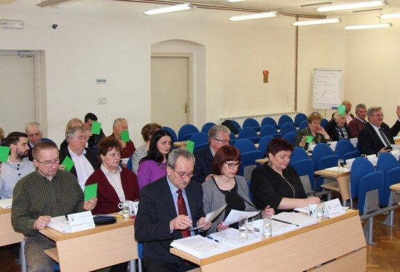 Održana sjednica Gradskog vijeća s dovoljnim brojem vijećnika za kvorum