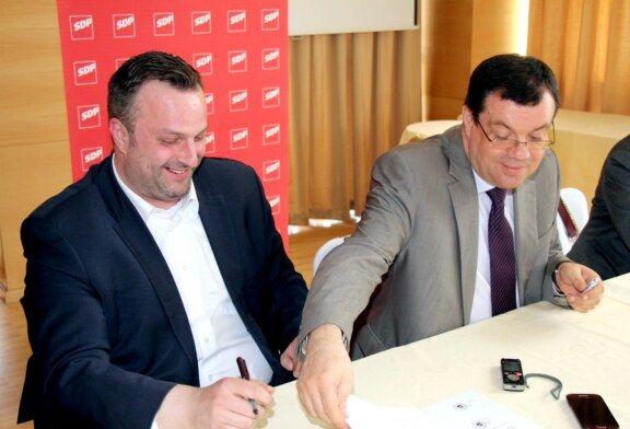 SDP BBŽ priključio se Damiru Bajsu – dajemo podršku aktualnom županu za još četiri godine