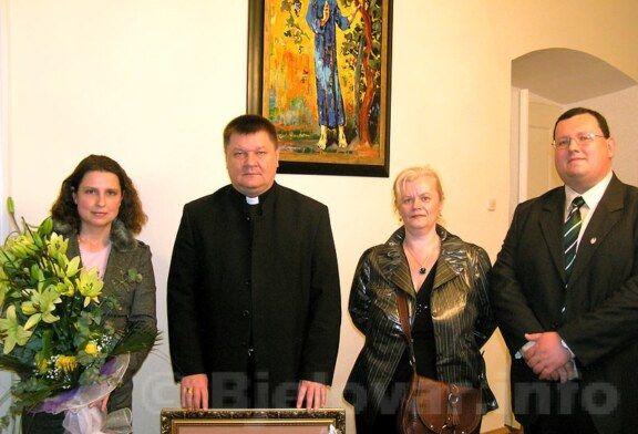 21.3.2011. – Članovi HSS-a posjetili biskupa mons. Vjekoslava Huzjaka