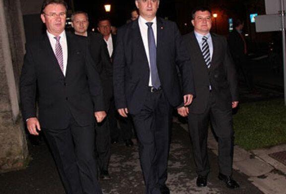 Tomislav Karamarko u Bjelovaru na 25.godišnjici osnutka HDZ-a